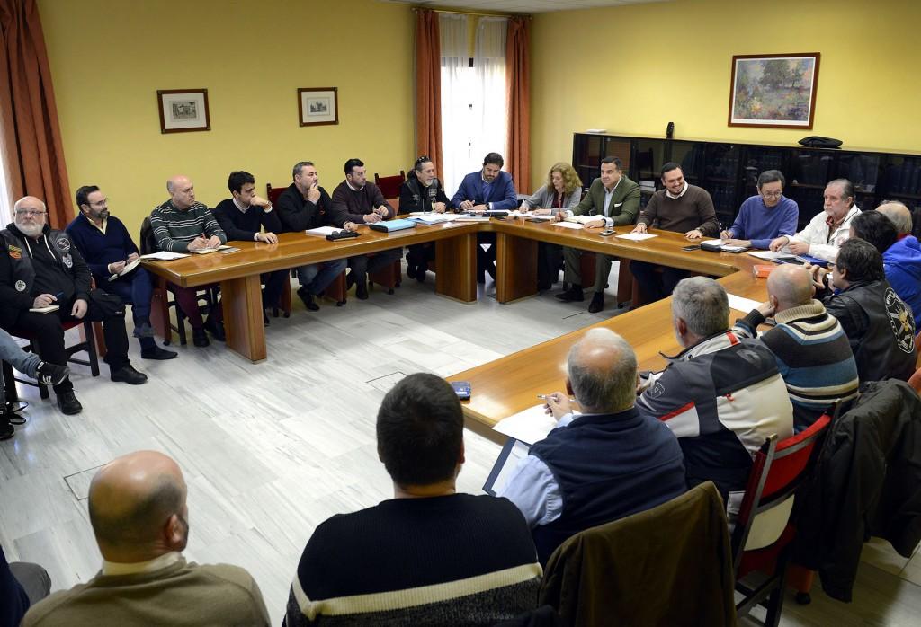 El Consejo Local del Motor de Jerez incrementa su presupuesto para las actividades de 2020