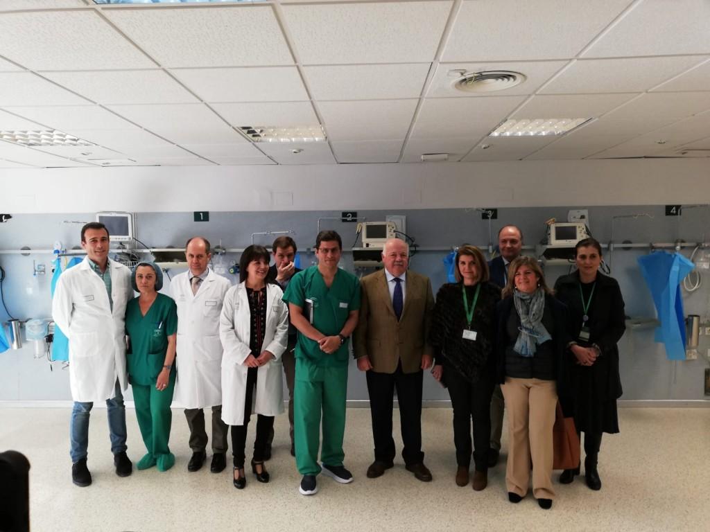 Los quirófanos del Hospital retoman su plena actividad tras las obras de reforma
