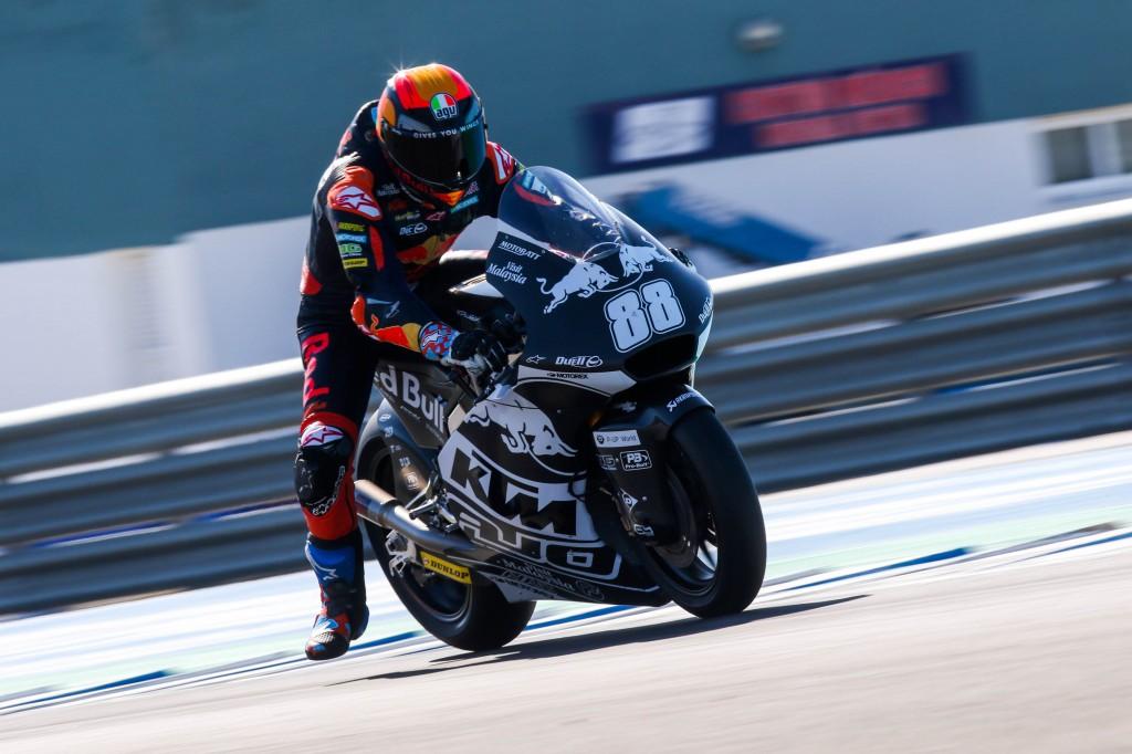 El Circuito de Jerez acogerá del 19 al 21 los test oficiales de Moto2 y Moto3