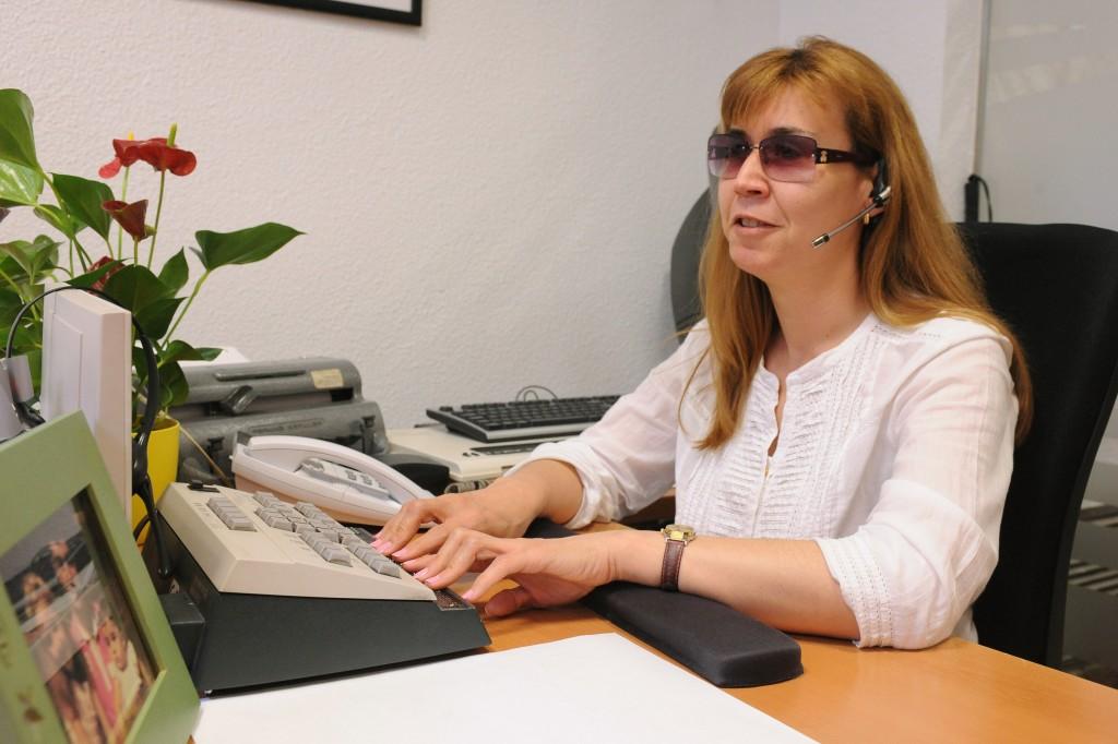 El Grupo Social ONCE se vuelca con las personas ciegas y con discapacidad