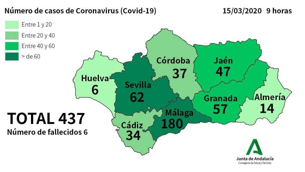 Siguen aumentando los casos de coronavirus, estado de alerta