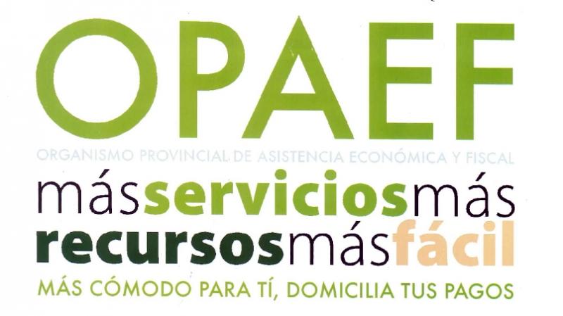 El OPAEF reabre sus oficinas de atención al ciudadano con todas las medidas de seguridad