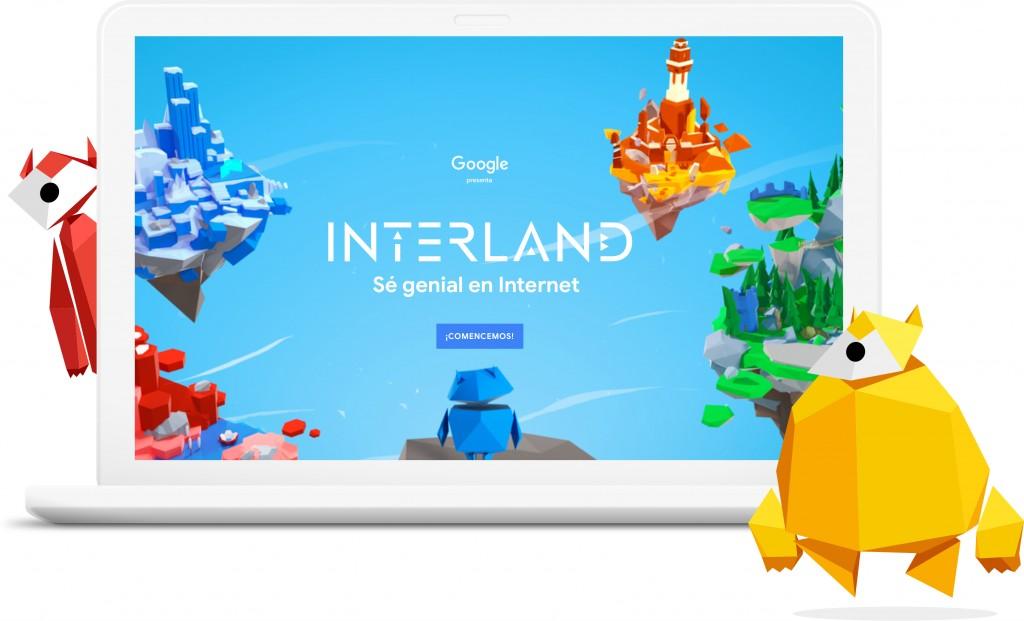 'Sé Genial en Internet', una iniciativa para enseñar a los niños hábitos digitales