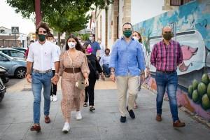 paseo taurino Juan José Padilla