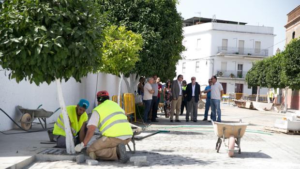 La Diputación alcanza ya un 93% en la aprobación de fondos a ayuntamientos para obras y servicios PFEA 2019