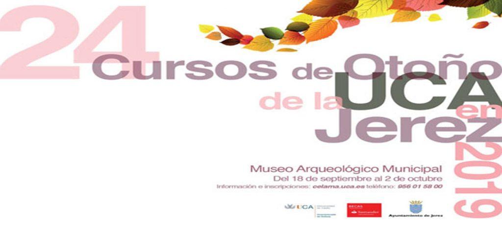 UCA y Ayuntamiento de Jerez suspenden la XXV edición de los Cursos de Otoño en Jerez