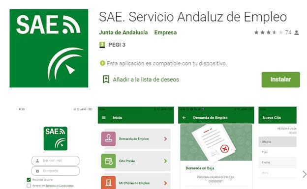 El SAE mantendrá la renovación automática de la demanda tras el fin del estado de alarma