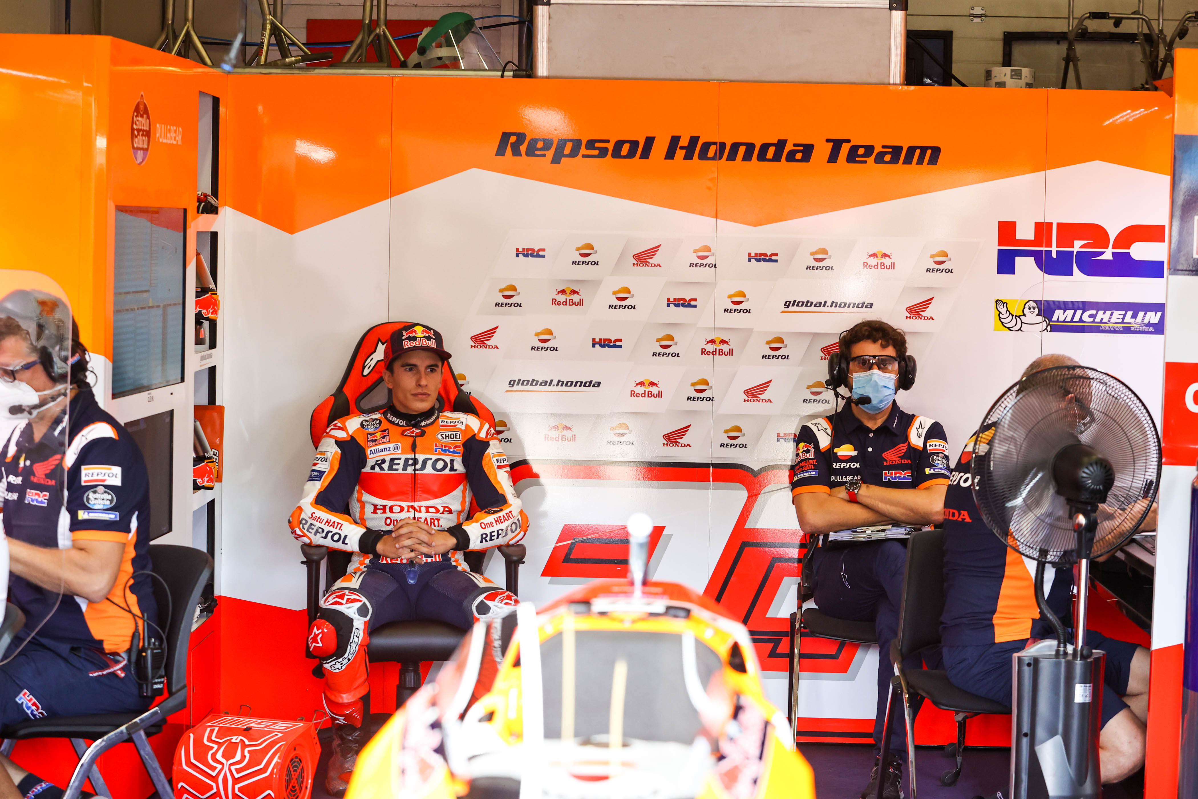 Marc Márquez no correrá el GP de Andalucía que tendrá a Quartararo desde la pole