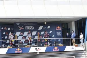 podium moto3