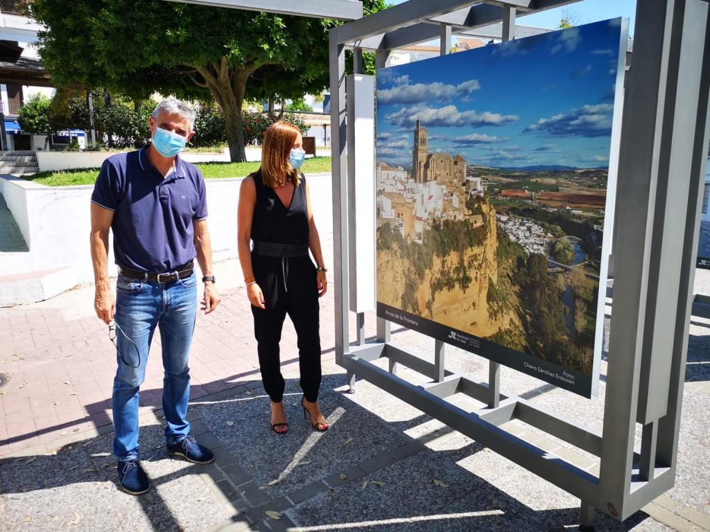 Diputación inaugura en Arcos 'Cádiz quiere verte' para fomentar el turismo cercano