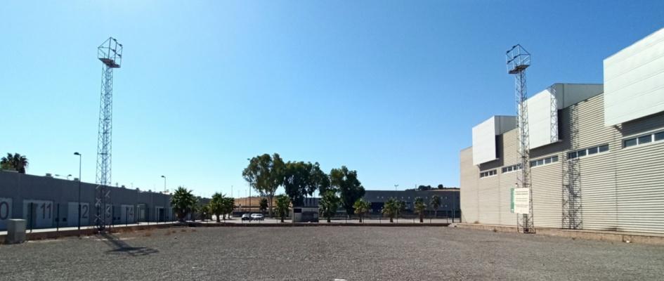 En marcha el proyecto para un área de autocaravanas en Lebrija