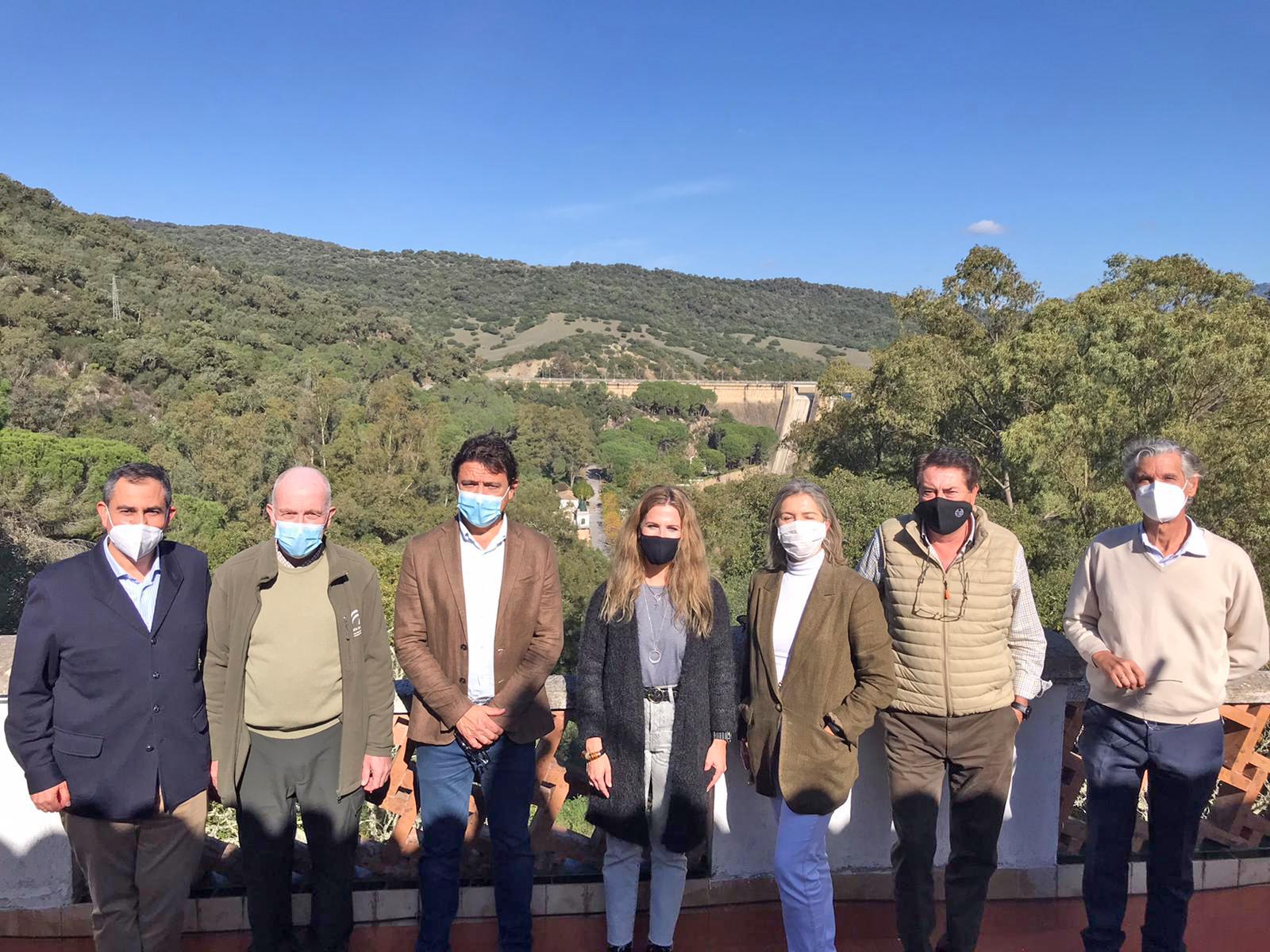La Junta apuesta por el poblado de Los Hurones como motor socioeconómico