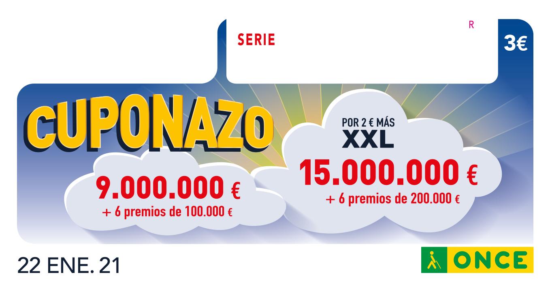 El Cuponazo de la ONCE reparte 250.000 euros entre trabajadores de un bar de Jerez