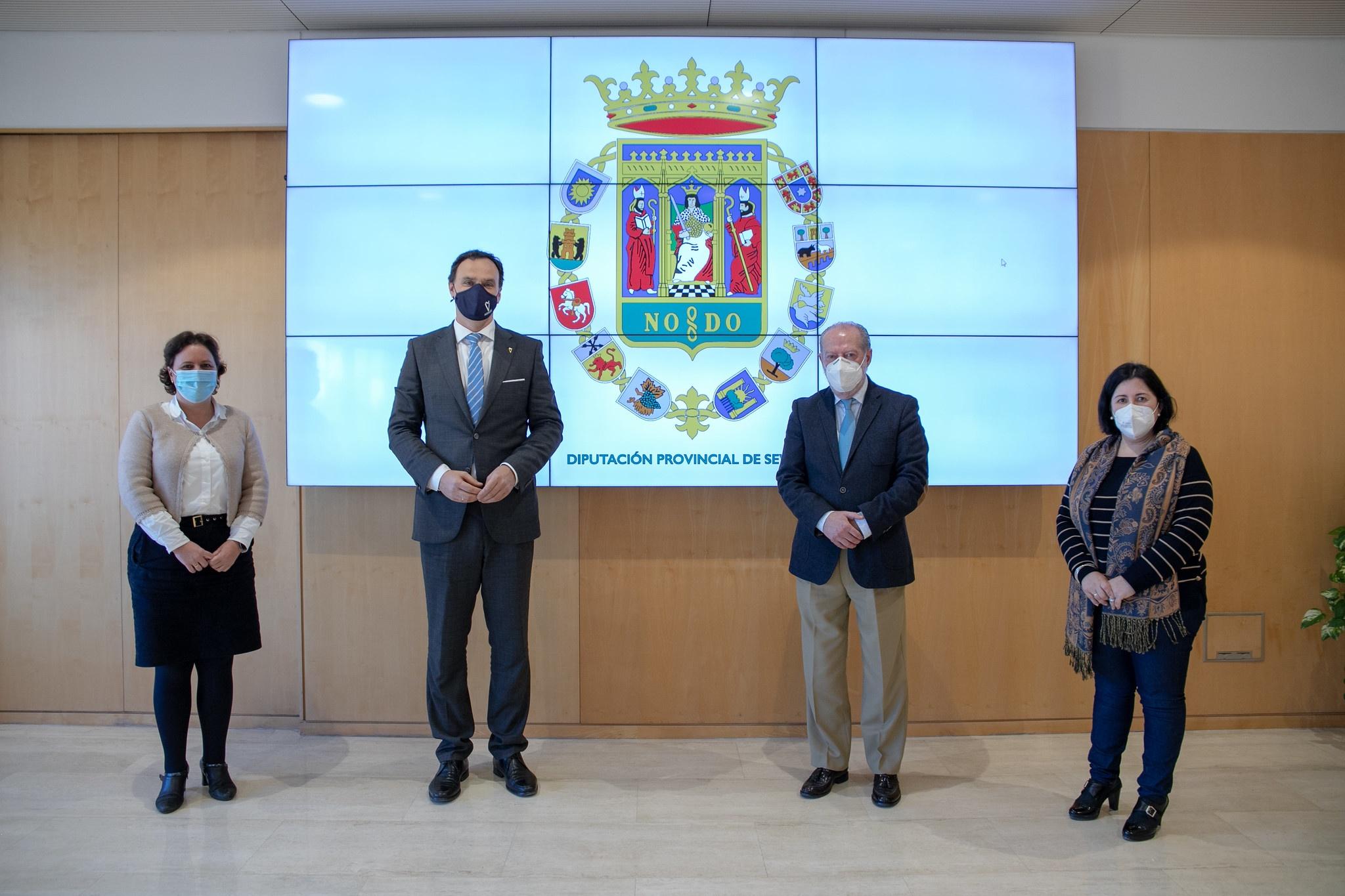 El Plan Contigo de Diputación de Sevilla impulsará la economía local de Lebrija