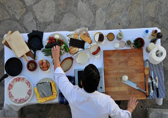 Promoción turística a través de la gastronomía de la provincia y su rica y variada oferta