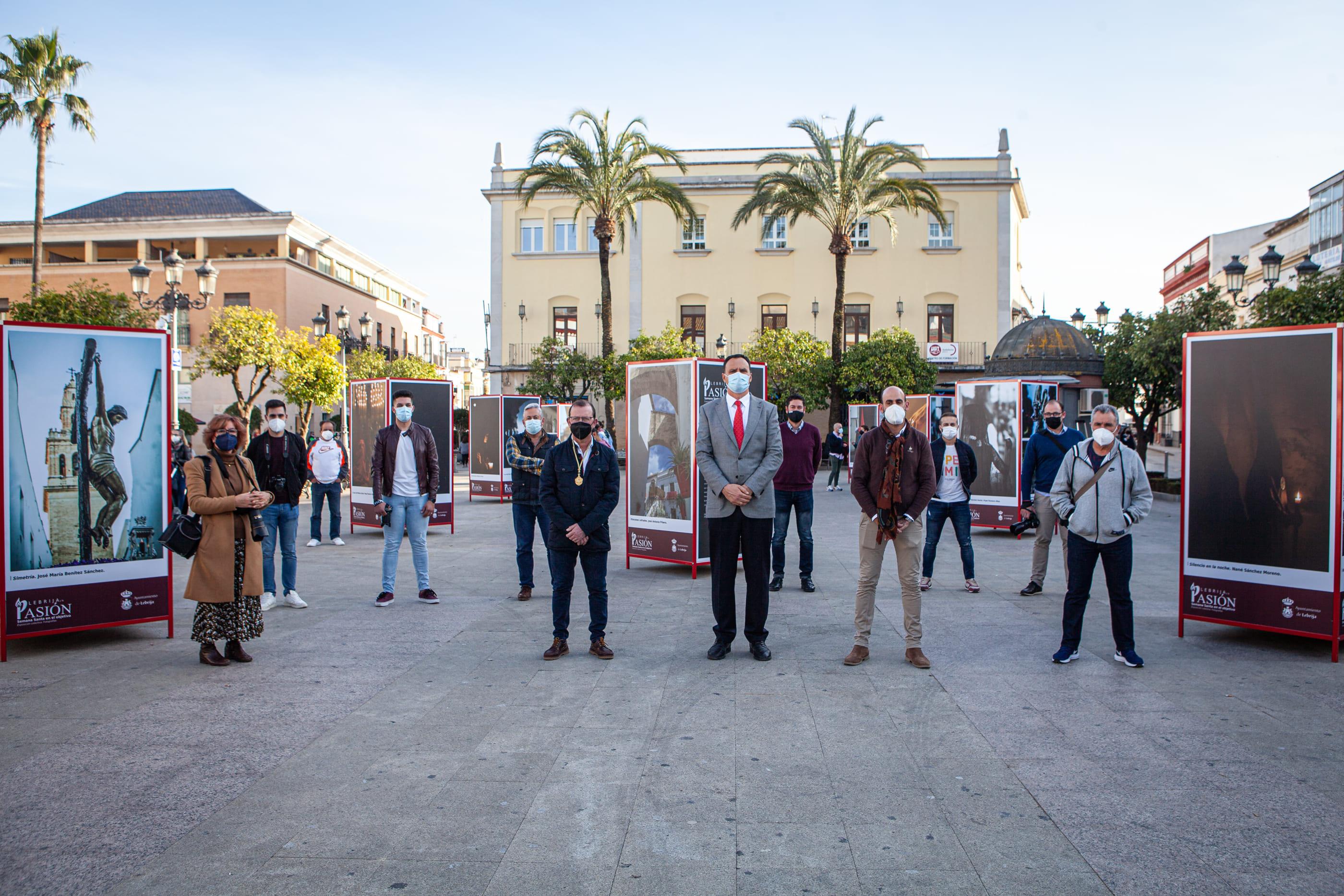 """Lebrija celebra su """"Pasión"""" con una exposición colectiva de fotografías"""