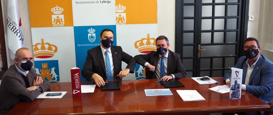 Lebrija y Sevilla impulsarán los actos por el V centenario de la muerte de Elio Antonio