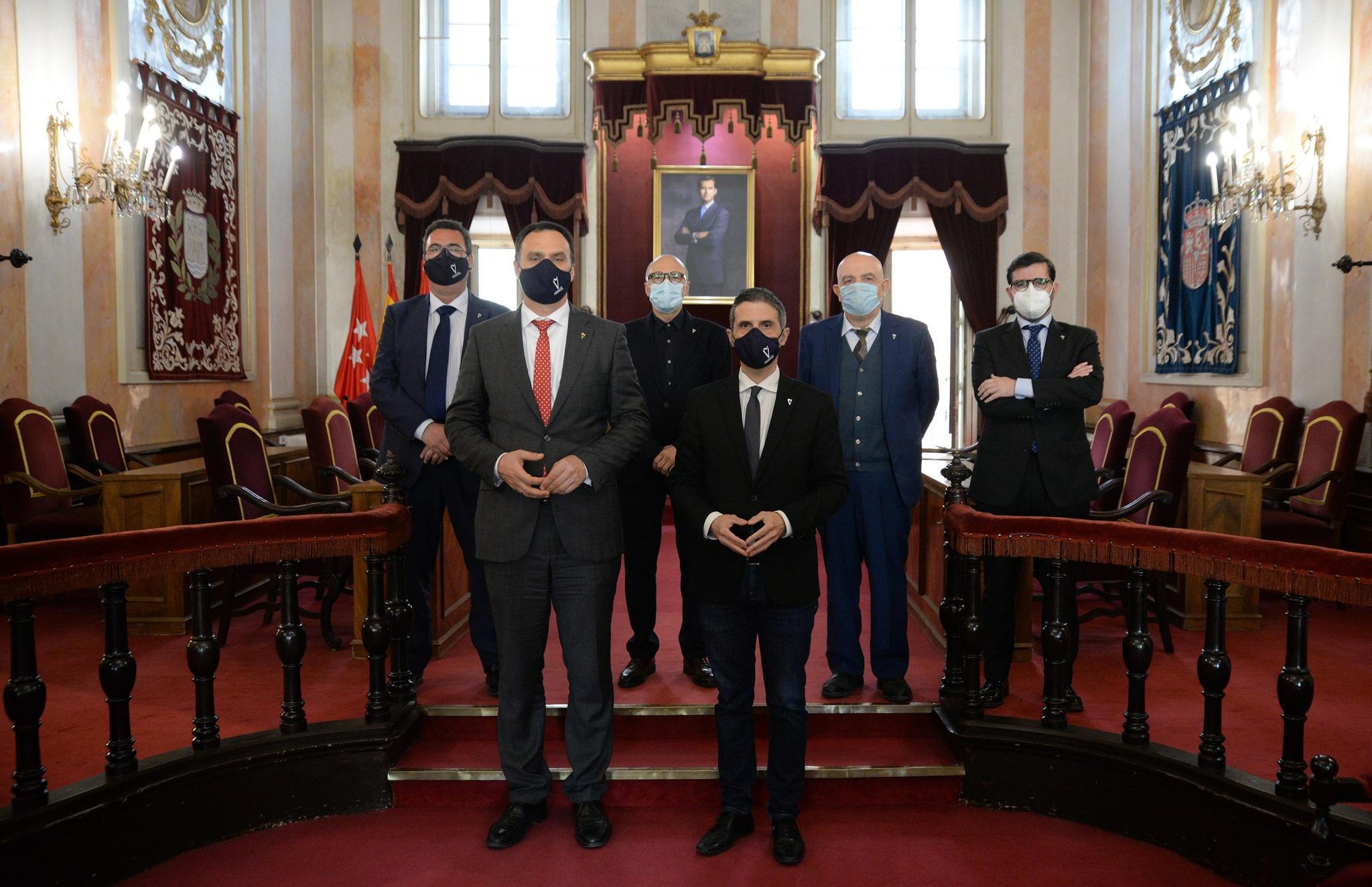 Alcalá de Henares también participará en el V Centenario de la muerte de Nebrija