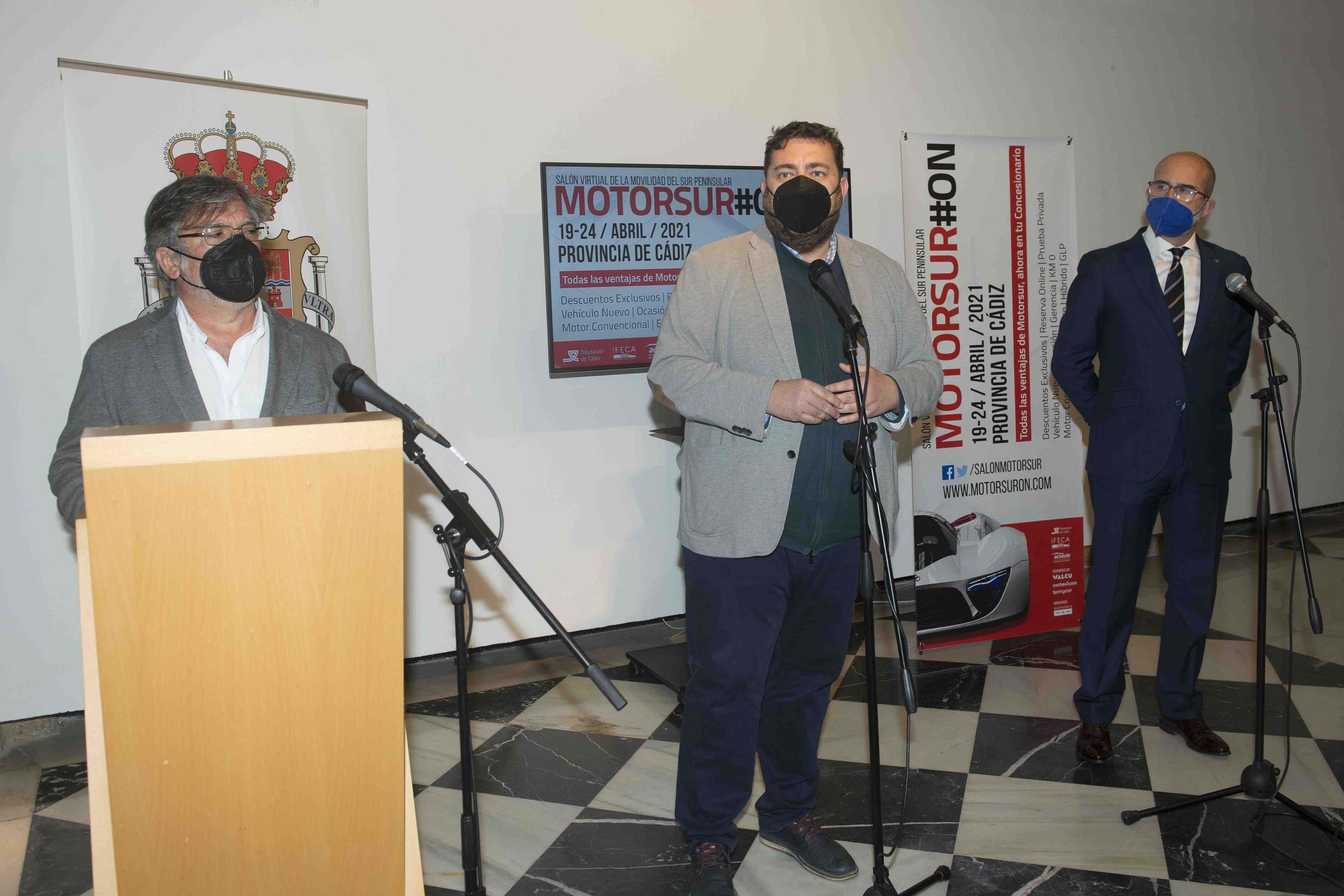 Motorsur, de forma virtual para impulsar la recuperación del sector automovilístico
