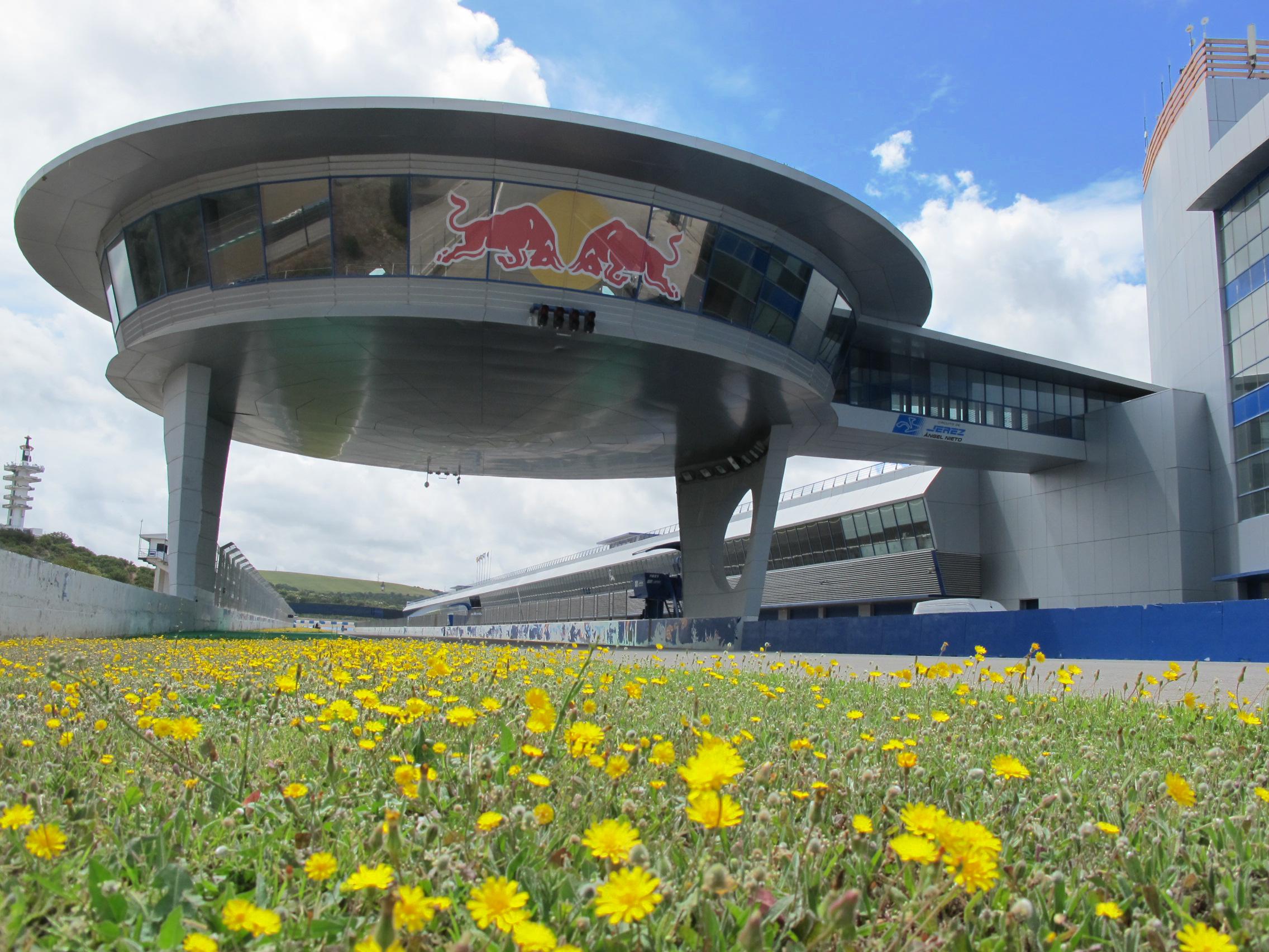 El Circuito de Jerez calienta motores para el Gran Premio Red Bull de España
