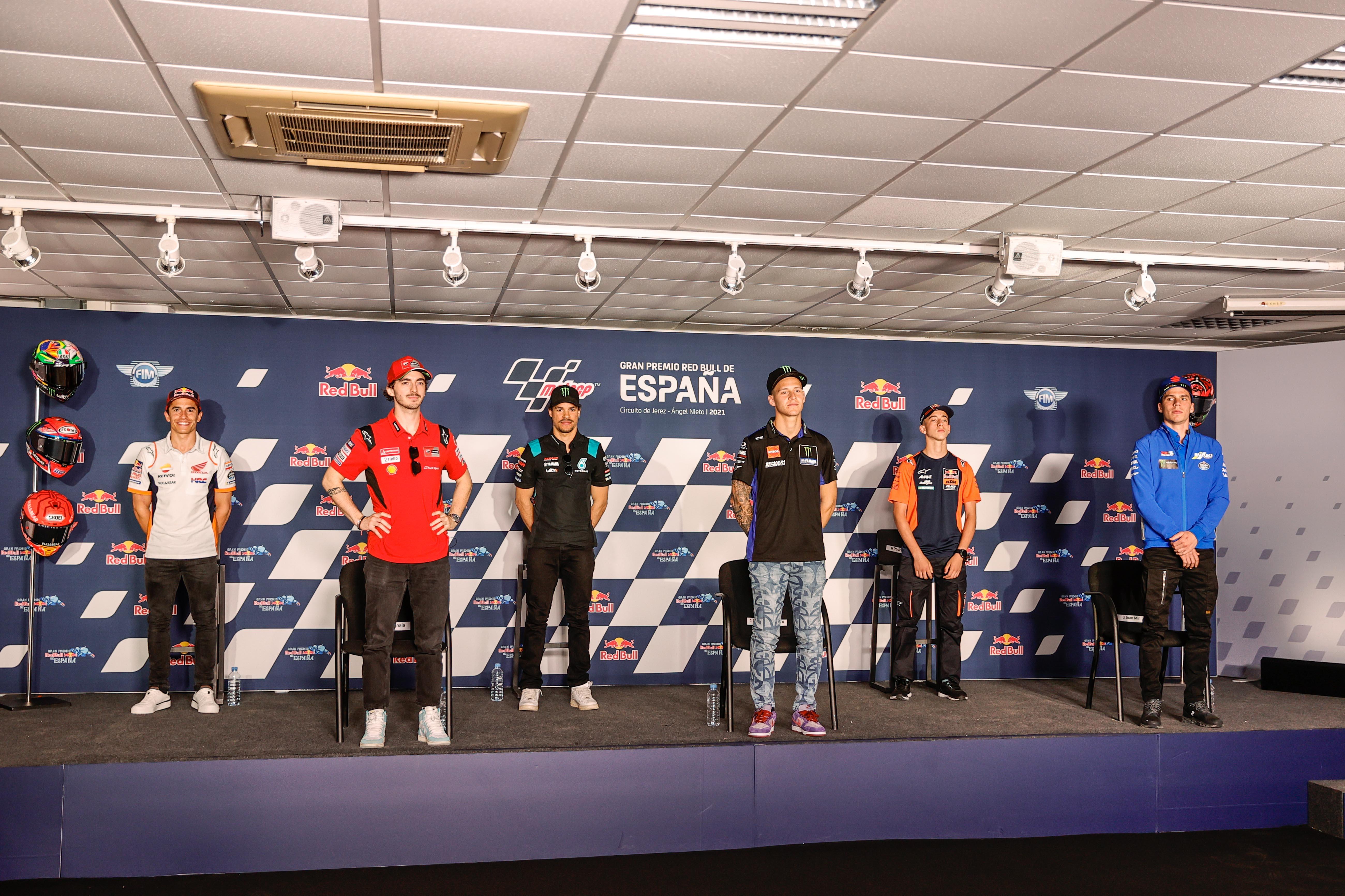 Los entrenamientos libres abren el Gran Premio Red Bull de España en Jerez