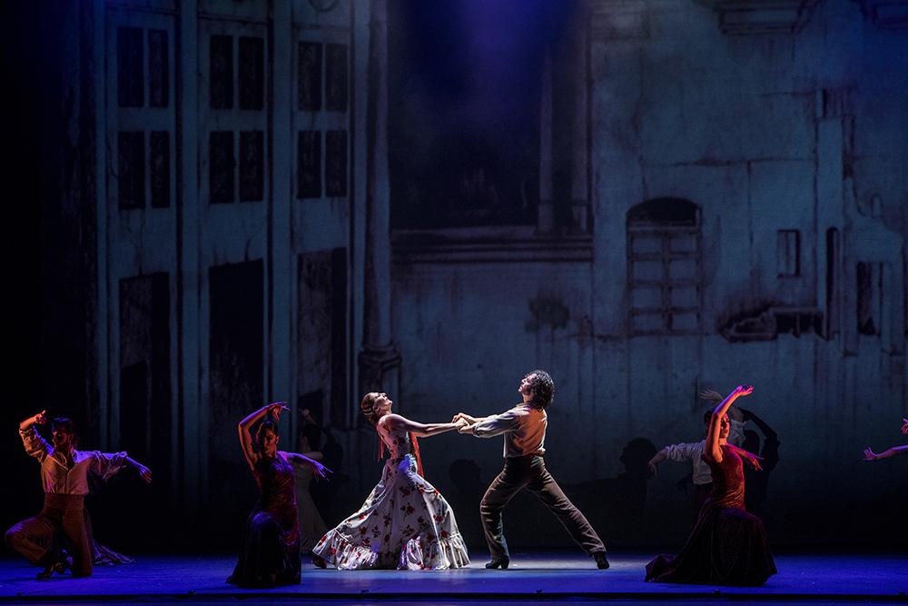 Coria y Lagos apelan al '¡Fandango!' para abordar la versatilidad del flamenco