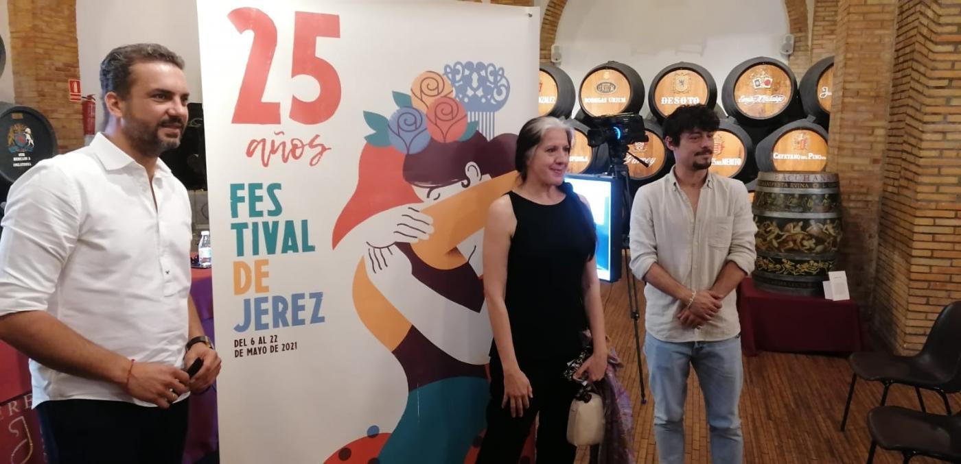 Agenda del jueves en el Festival de Jerez