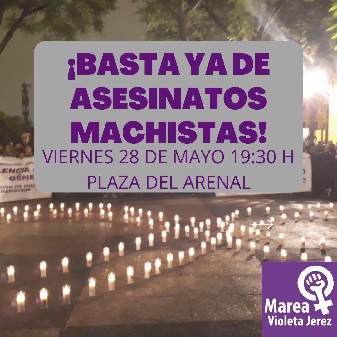 Marea Violeta se concentrará por los últimos asesinatos por violencia de género este viernes