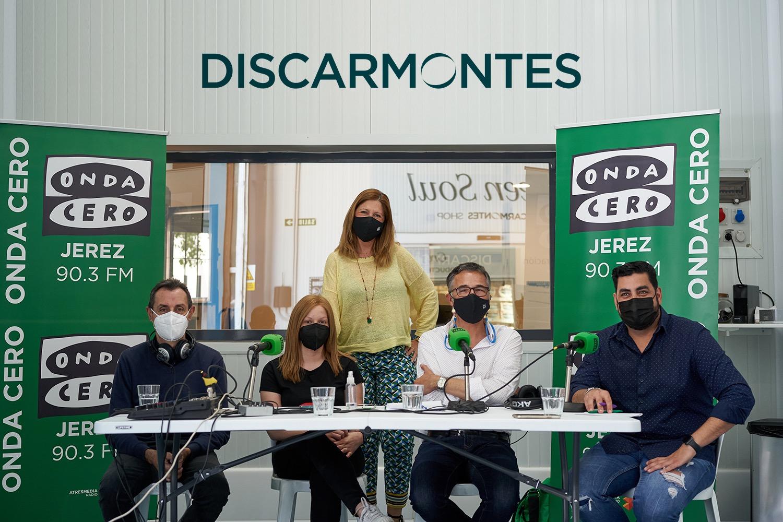 Onda Cero Jerez descubre los rincones de Discarmontes Green Soul