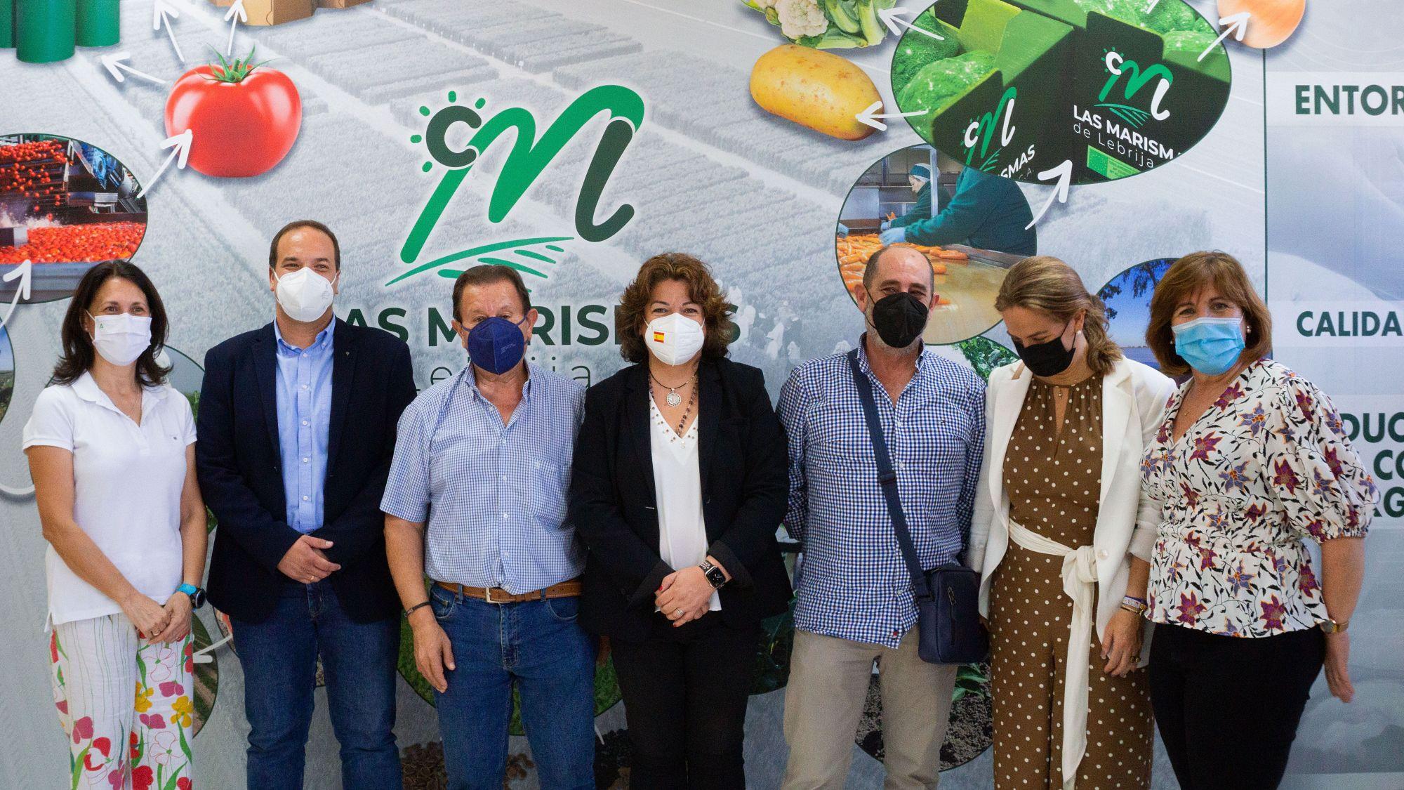 Compromiso del Gobierno andaluz para ayudar a los agricultores en una difícil situación provocada por la sequía