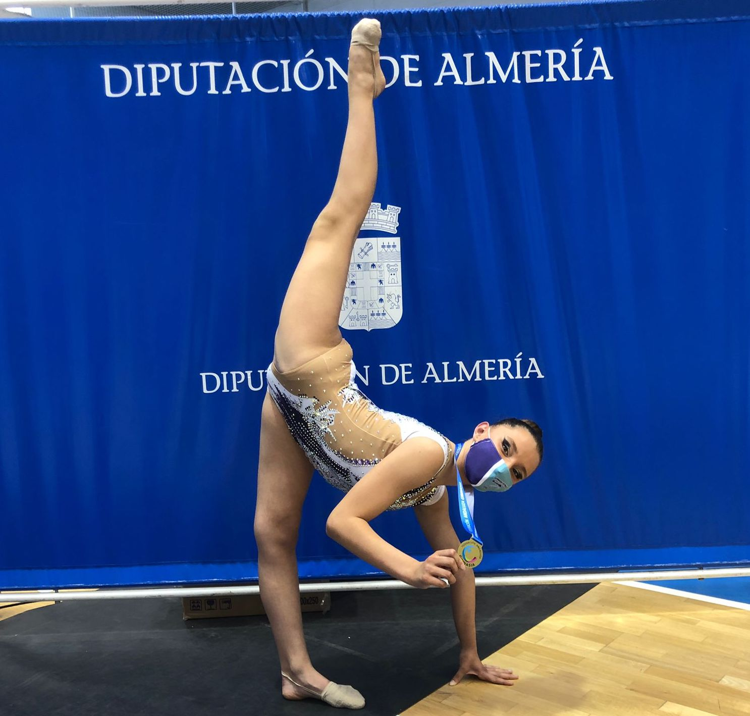 Siete gimnastas jerezanas se clasifican para el Campeonato de España de Base en Valladolid