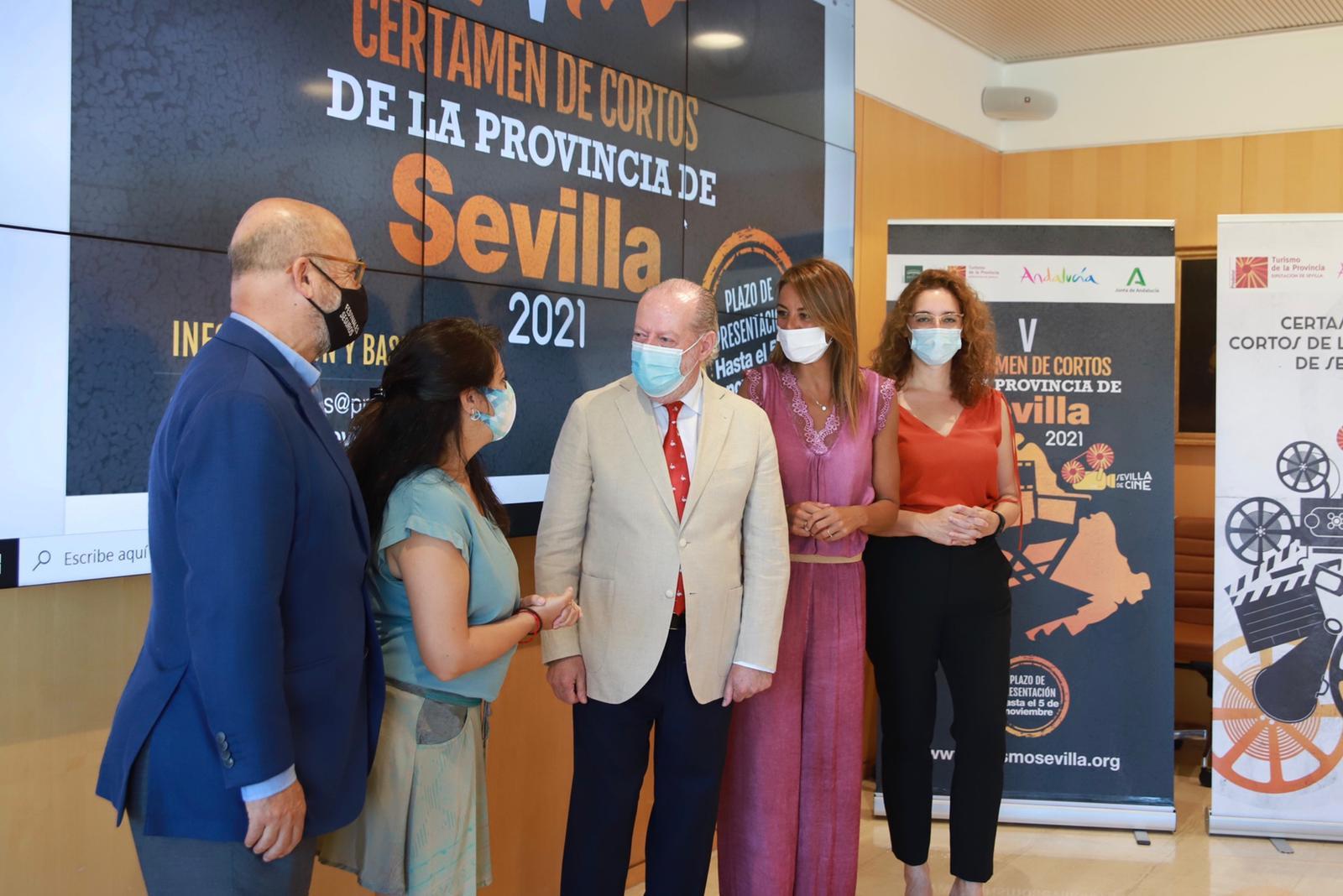 La Diputación vuelve a apoyar la producción audiovisual con el V Certamen de Cortos