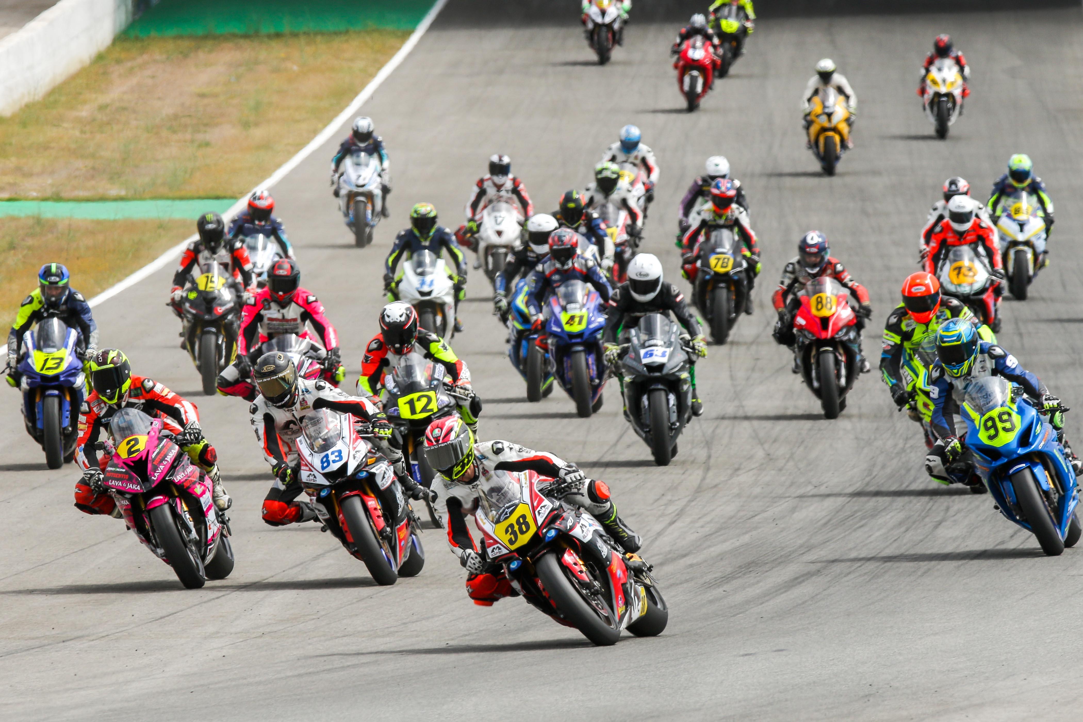 La competición regresa al Circuito de Jerez con el Andaluz e Interterritorial de Motociclismo