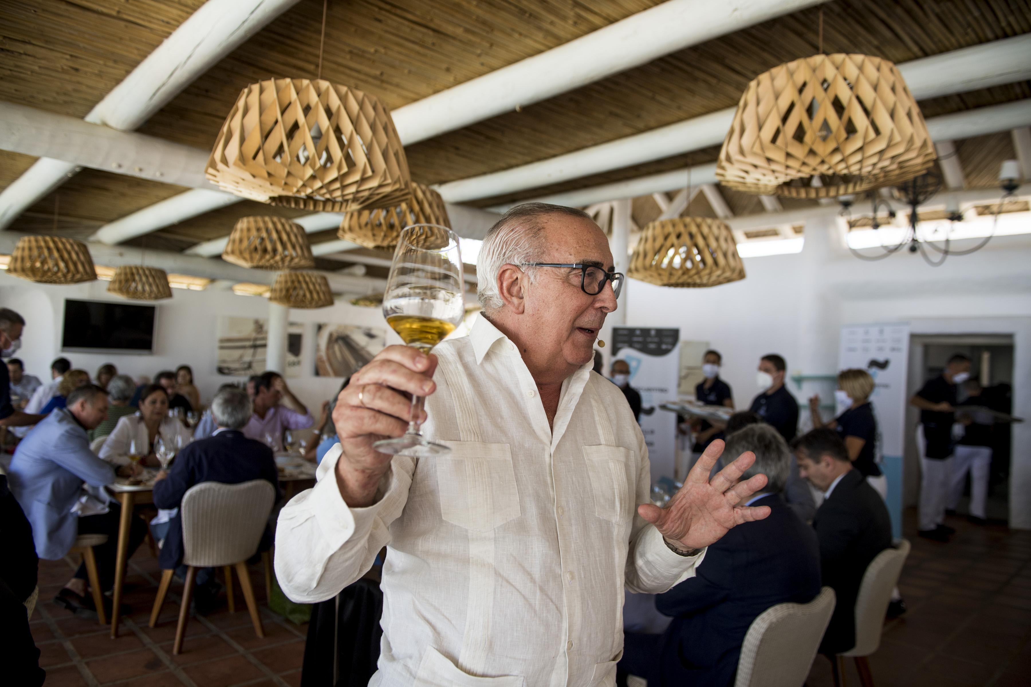 González Byass en el 'encuentro de los mares'