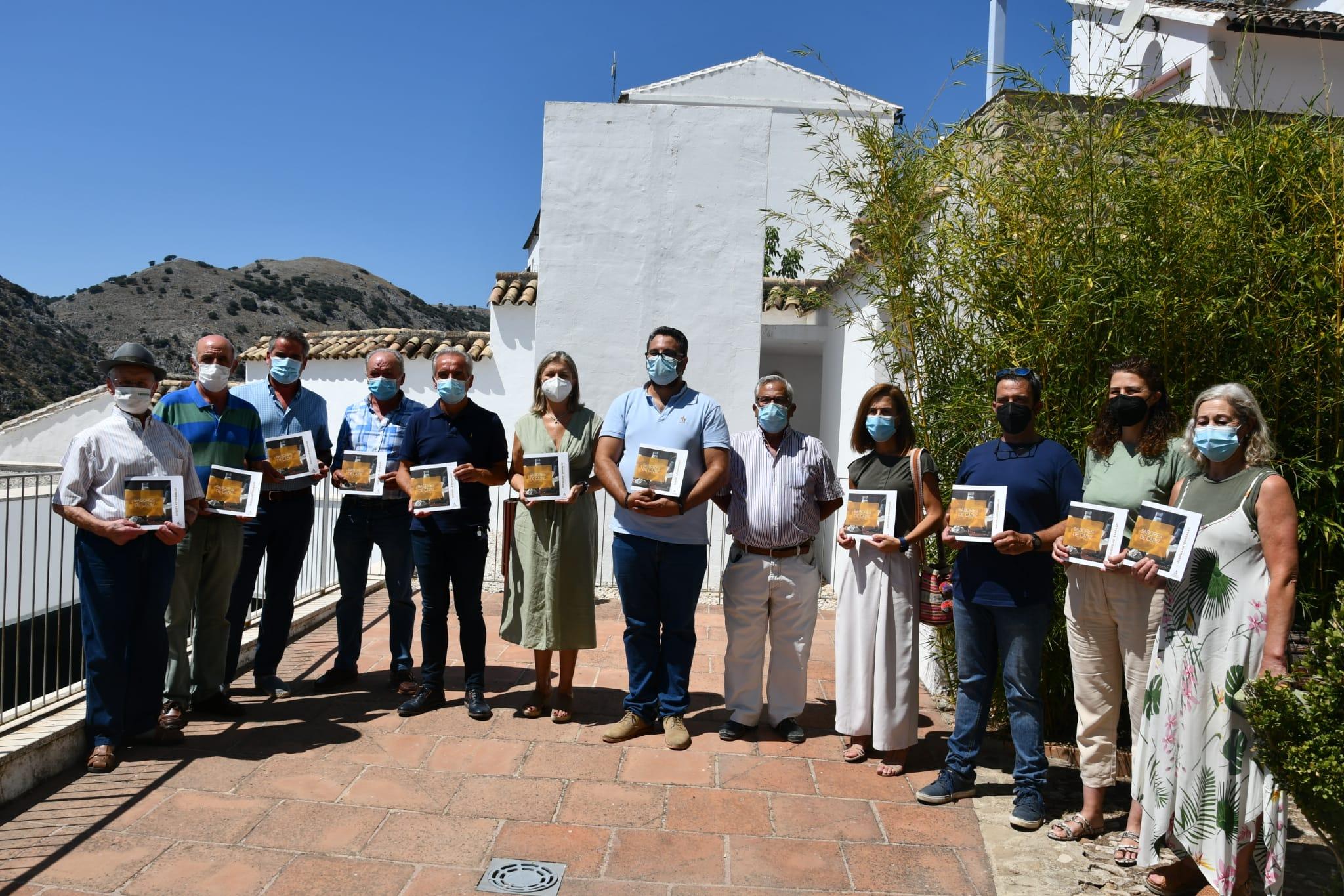 Villaluenga acoge la presentación de la publicación 'Quesos Artesanales'