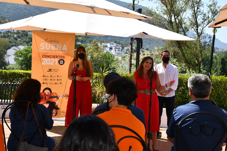 Vuelve el encuentro orquestal Cádiz Suena