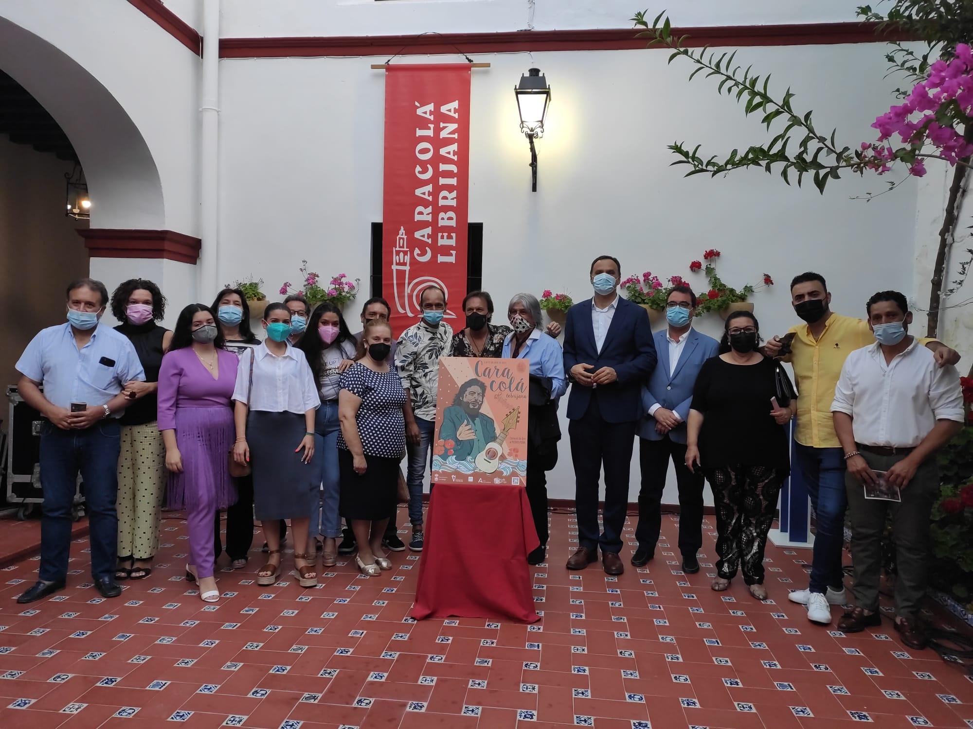 El viernes se inician los actos de la 56 Caracolá lebrijana, homenaje a Pedro Peña