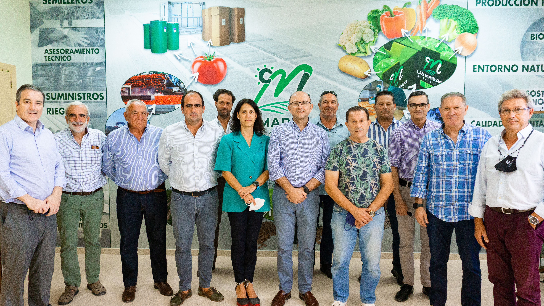 Las organizaciones productoras abordan el presente y futuro del sector agrario andaluz