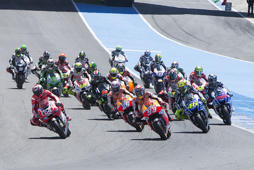MotoGP World Championship 2014 - Gran Prix of Spain